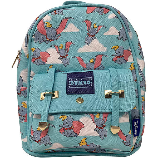 Youngsters Leather Mini Elephant Backpack
