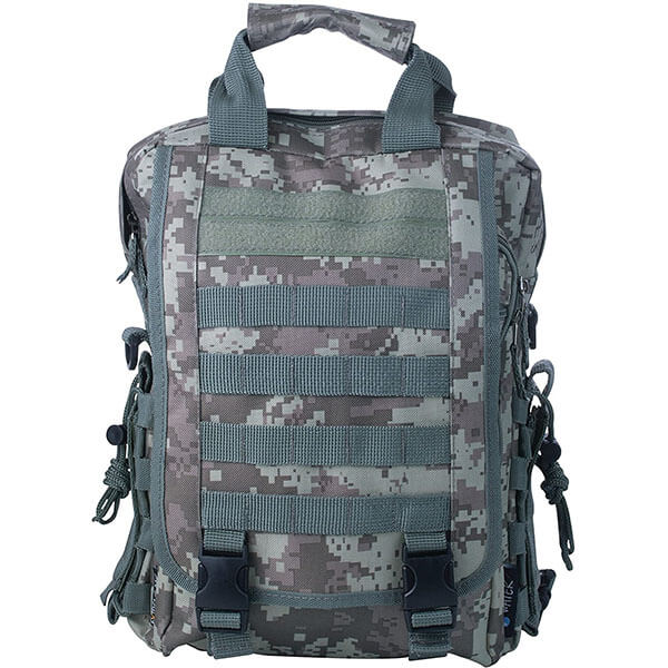 Army Field Camo Hiking Backpack