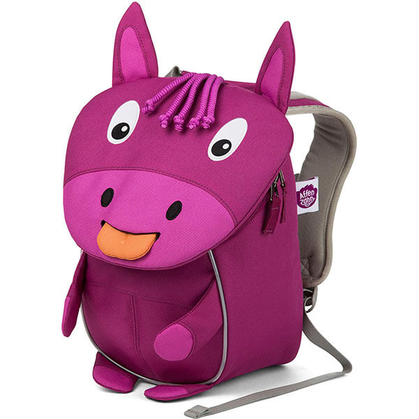 Fun Velvet Book Bag for Toddlers