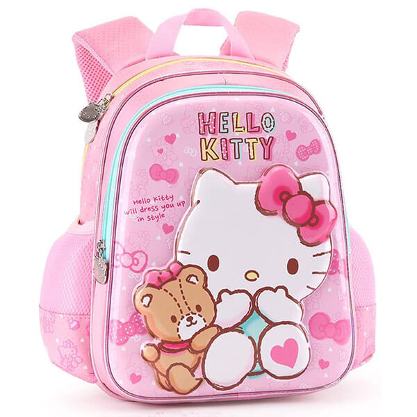 Hello Kitty Backpack with Cham Kuma