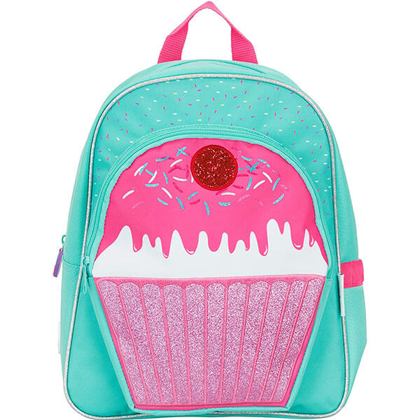 Kid's Personalized Cupcake Backpack