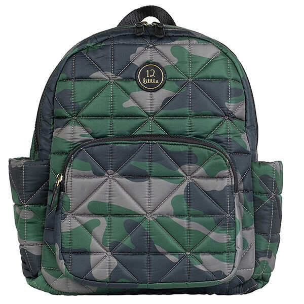 Multiple Pockets Trendy Backpack