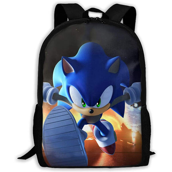 Sonic Quick-witted the Hedgehog Backpack