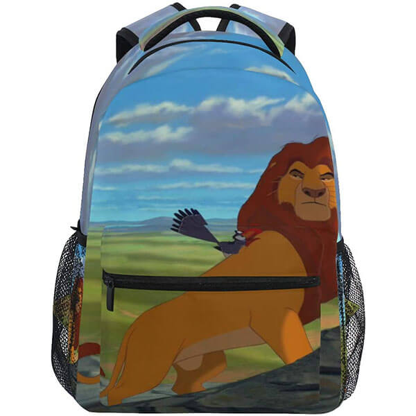 The Strongest Mufasa Lion King Backpack