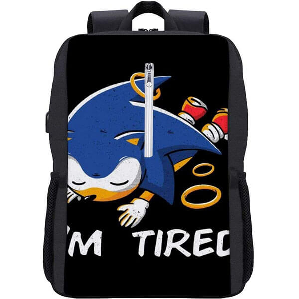 Sonic Backpack with Ventilated Pads