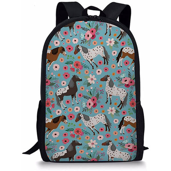 Stylish Durable Backpack with Air Cushion Belt
