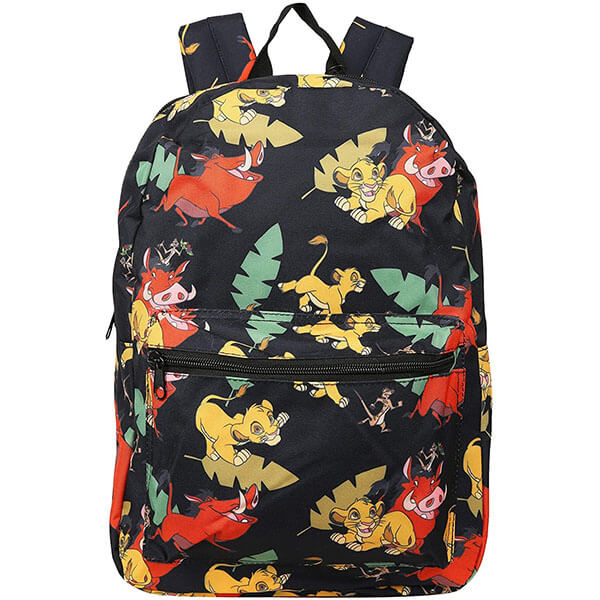 Allover Design Fashionable Backpack