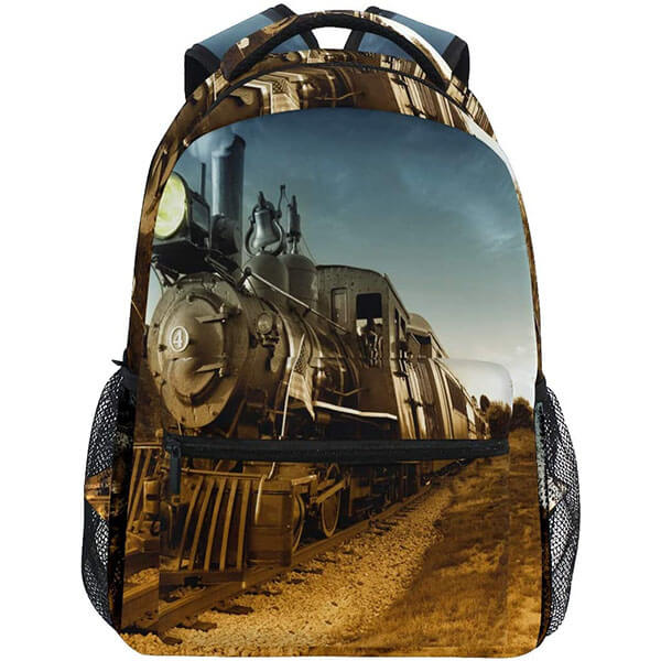 Country Roads Durable Backpack