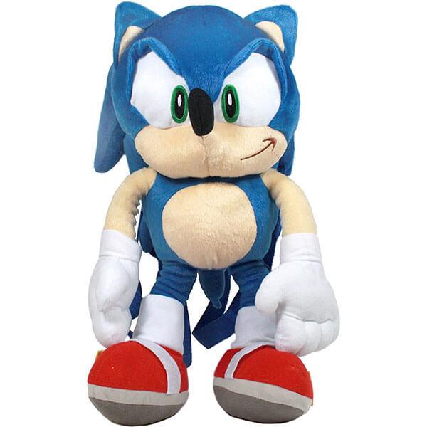 Ultra Soft Stuff Sonic Backpack