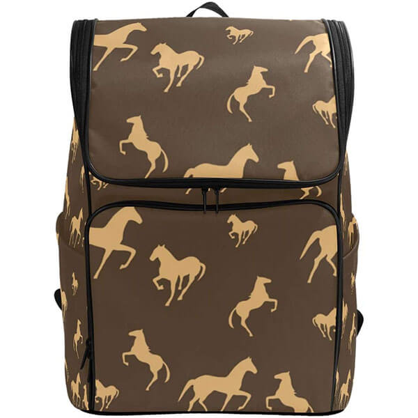 Running Horse Travel Backpack