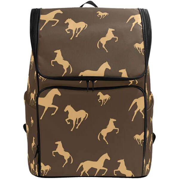 Running Horse Travel Backpack