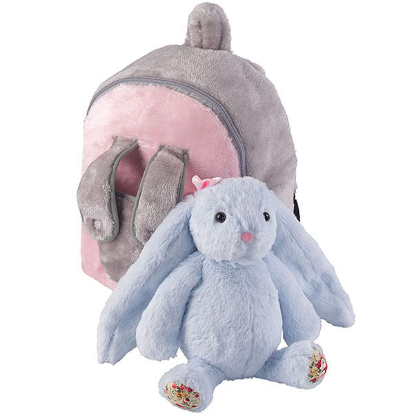 Rabbit Rolling Backpack with Removable Wheels