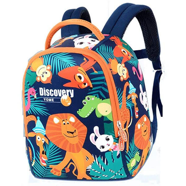 SBR Diving Fabric Lion King Backpack
