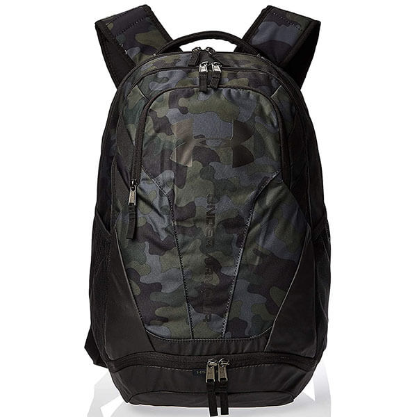 Abrasion Resistant Camouflage Backpack