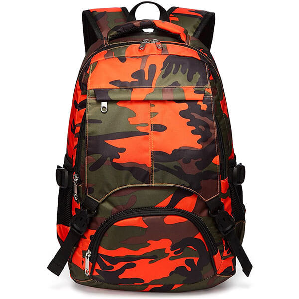 S-Shape Shoulder Strap Backpack