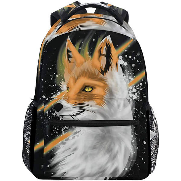 Leather Vector Animal Backpack