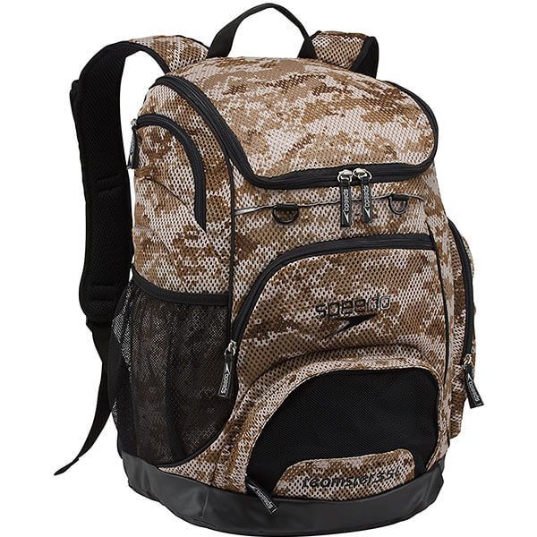 Classic Shape Camouflage Hiking Backpack
