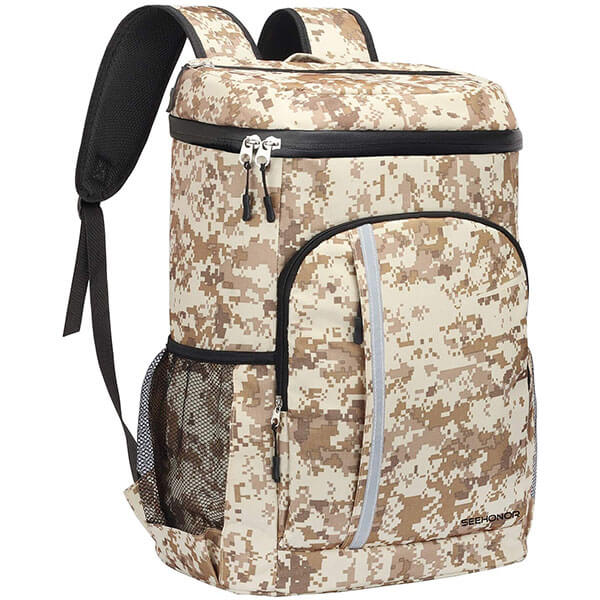 Grade Schooler Insulated Hiking Backpack