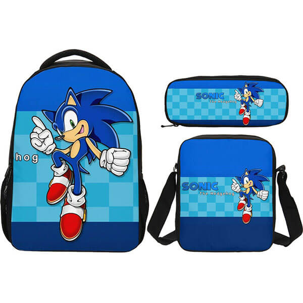 Sonic Backpack with Stylish Cross Body Bag