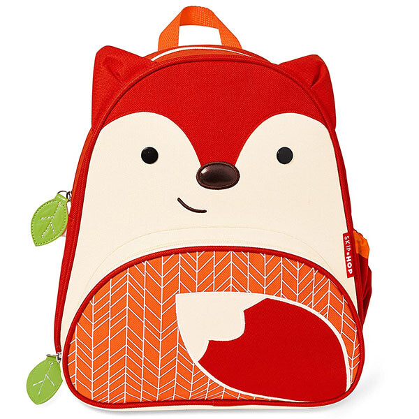 Canvas School Backpack for Youngsters