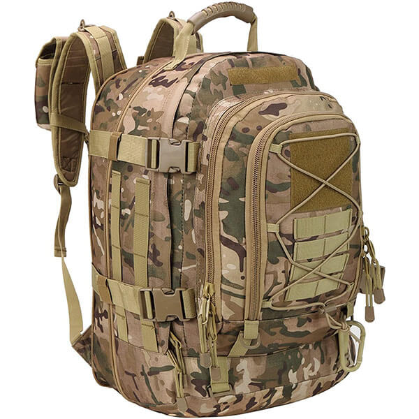 Spacious Military Hiking Backpack