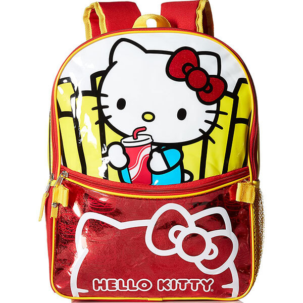 Hello Kitty Cold Drinks Lover Backpack