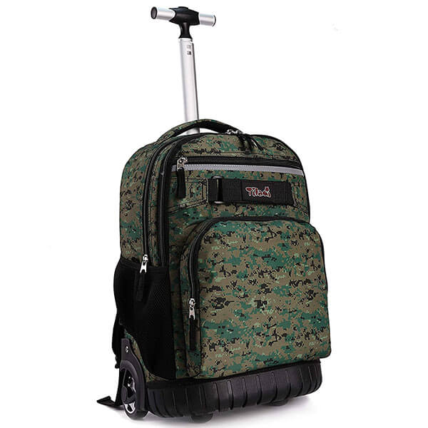 Rolling Backpack with Personalized Design