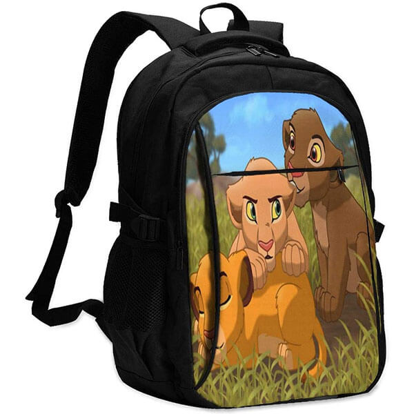 Kiara with Simba Disney Lion King Backpack