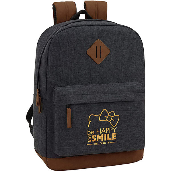 Grade Schooler Kitty Laptop Backpack