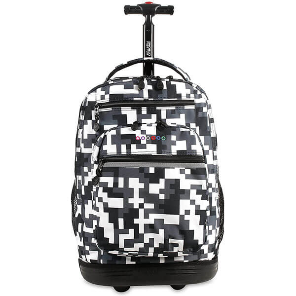 Super Quality Water Resistant Rolling Backpack