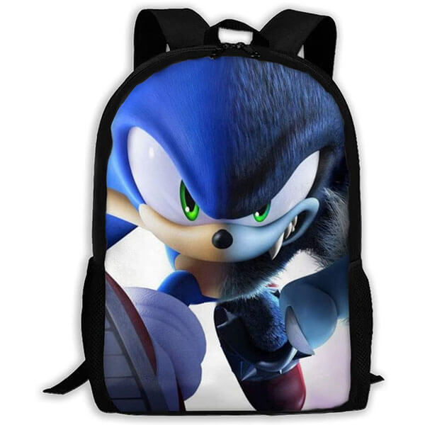 Sonic Backpack with Shoulder Panel
