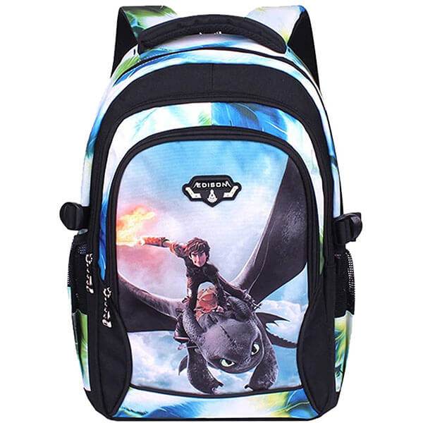 The Dragon King Teenagers Backpack