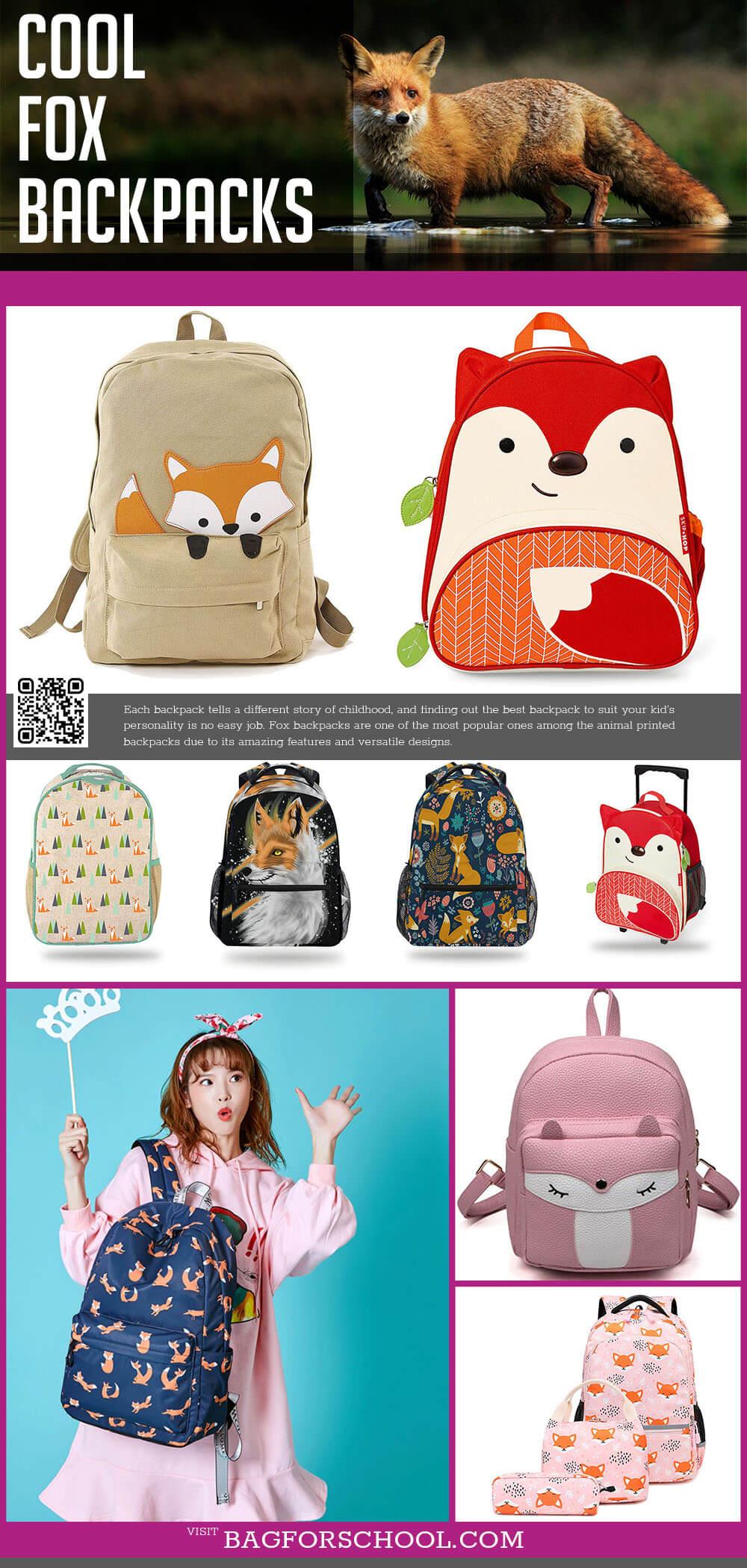 Fox Backpacks