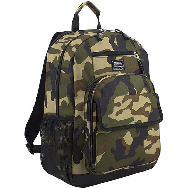 Grade Schooler Simple Tech Backpack