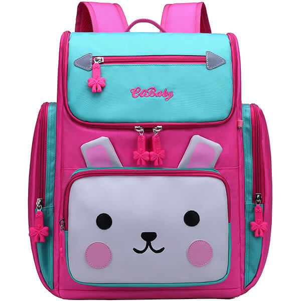 Anti-scratch Rabbit Backpack with Cute Ears