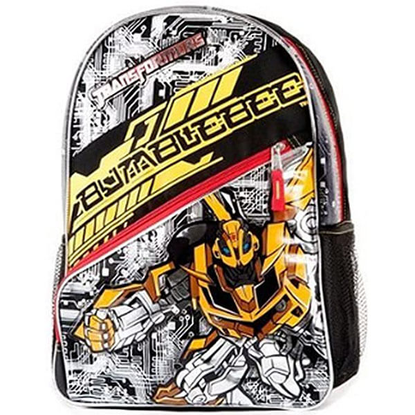 Fight with Bumblebee Outdoor Backpack