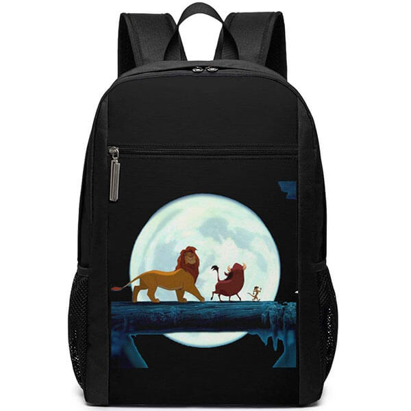 Mufasa with Silver Moon Backpack