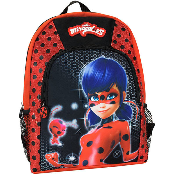 Tikki Ladybug Backpack