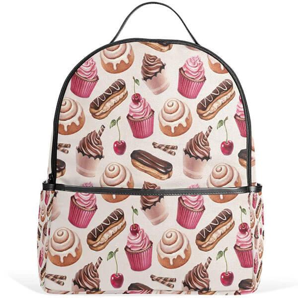 Chocolate Brownie Laptop Bookbag