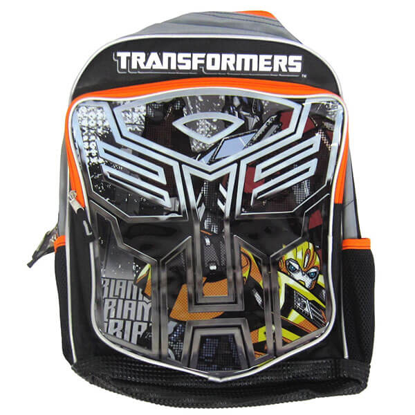 Cool Bumblebee Backpack for Boys