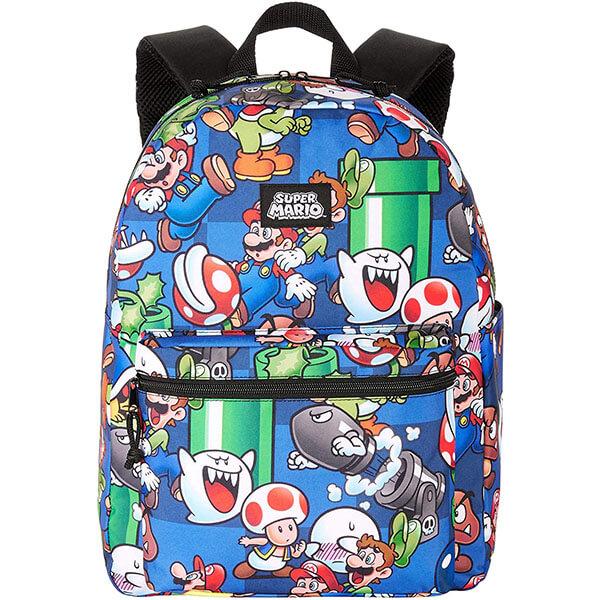 Super Mario Backpack for Grade Schooler
