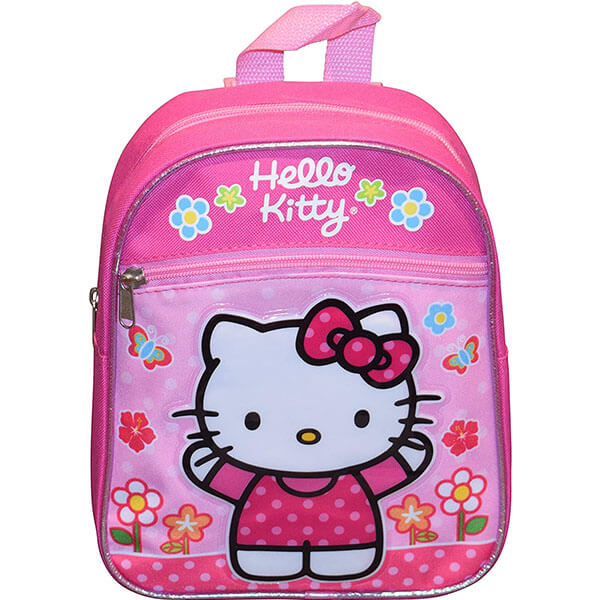 3D printing Hello Kitty Bookbag