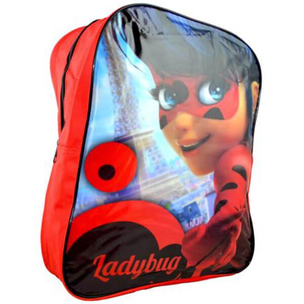 Eiffel Tower Ladybug Backpack