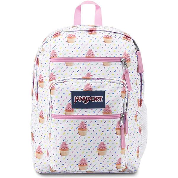 Ergonomic Cupcake Backpack for Teens