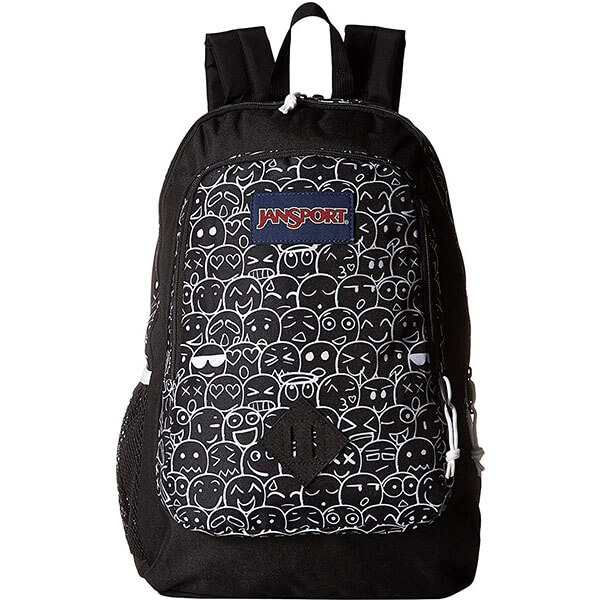 Kid's Crowd Emoticon Backpack