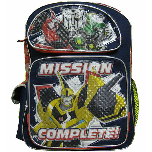 Mission Complete Bumblebee Backpack
