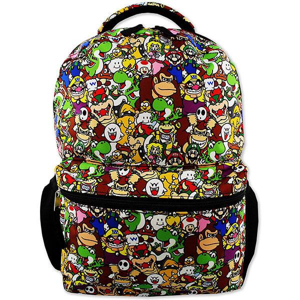 Nintendo's Super Mario Bros Backpack
