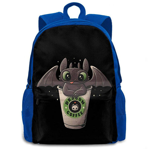 Toothless Cappuccino Backpack