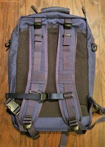Two Adjustable Wide Shoulder Straps