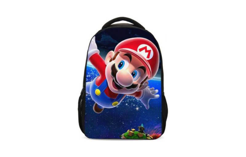 super mario backpacks